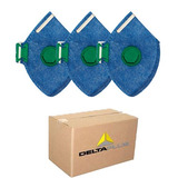 3ffa47cf41bb5 Caixa C  100 Máscara Descartável Com Válvula Pff3 Pro Face
