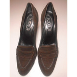 Zapatos Para Dama Usados Pumps Tod