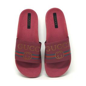 842b315d4851d Sapatos Fêmenina - Chinelos para Masculino Bordô no Mercado Livre Brasil