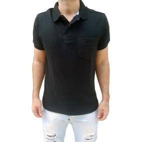 Kit Camisa Polo Com Bolso - Pólos Manga Curta Masculinas no Mercado ... 8dfd18d8f5589