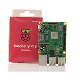 Raspberry Pi 3 B+ Con Wifi Y Bluetooth Pi3 Original 2018