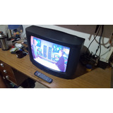 Tecnico Vende Tv Telefunken Con Control 3 Meses De Garantia
