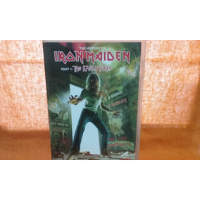 Dvd Iron Maiden - The Early Days Part 1 Duplo