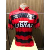 Camisa Flamengo Decada De 90 - Futebol no Mercado Livre Brasil b32f17302b3c3