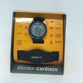 cacca215ac3 Cinta Para Monitor Cardiaco Speedo - Joias e Relógios no Mercado ...