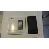 Celular Lg Kp570 Q, En Caja Con Accesorios, Para Movistar