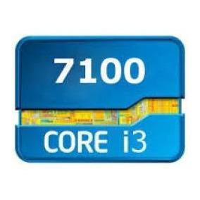 Processador Intel S1151 I3-7100 3.9ghz 3mb 7ª Gera (12010)