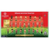 Pro - Soccerstarz Manchester United Team Pack Conmemorativo