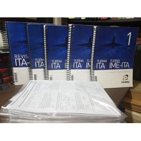 Turma Ime Ita Poliedro - Cadernos + Listas- Rumo À Aprovação