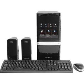 Computador Mirax, Intel® Core2 Duo 1tb , 4gb Vitrine°
