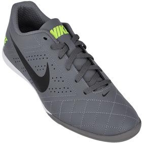 3b8a4431188 Chuteira Nike Beco 2 Futsal Cinza - Chuteiras no Mercado Livre Brasil