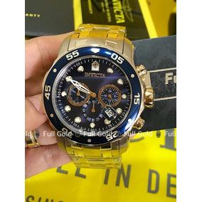 Relógio Invicta 0073 Pro Diver - Aqui É Original De Verdade