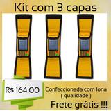 Capa Para Maquina Moderninha Pro Kit Com 3 Capinhas