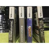 Juegos Nintendo Ds Originales Físico