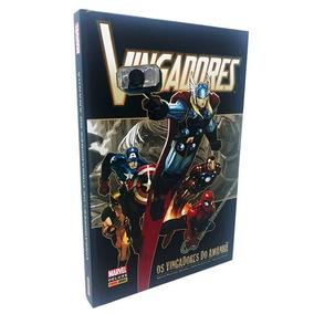 Vingadores - Marvel Deluxe