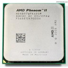 Phenom Il 2 X4 B97 3,2 Ghz 95w Socket Am3 Am2+ Com Cooler,