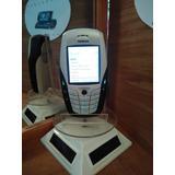 Nokia Ballenita 6600 White !! Excelente!!!