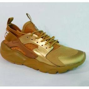 Oscuro En Zapatos De Mercado Carabobo Dorado Mujer Deportivos zwz7Igvq