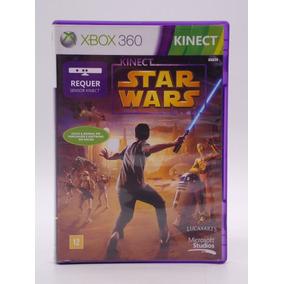 Kinect Star Wars Xbox 360 Original Mídia Física