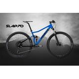 Bicicleta Aro 29 Slap 70 Groove 2019 Full Suspension