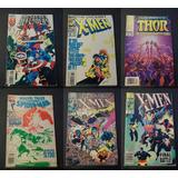 24 Revistas Marvel Y Dc Comics Superheroes