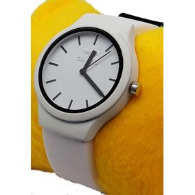 edf3ba47240 Relógio Adidas Branco Com Fundo Rosa - Relógios De Pulso no Mercado ...