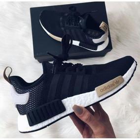 adidas Nmd R1 Black Outlet ( Originales Con Mancha )