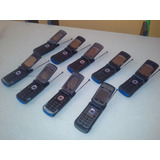 Celular Motorola I576 Nextel Retirar Peças Lote C/ 9 Itens