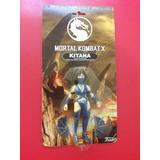 Funko Mortal Kombat Actiin Figure Kitana