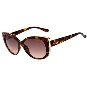 Bulget Bg 5162 - Óculos De Sol G21 Marrom Mesclado Brilho  M 6300e4a5be