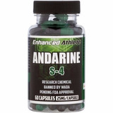 Andarine S-4 60caps 25mg - Enhanced Athlete Sarms