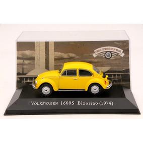 Miniatura - Volkswagen 1600 S Bizorrao - 1974 - 1:43 - Ixo