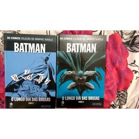Hq Batman O Longo Dia Das Bruxas Parte 1 E 2 - Frete Gratis