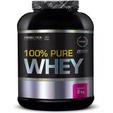100% Pure Whey 2kg Vários Sabores Probiótica