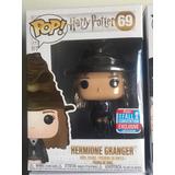 Funko Pop Hermione Con Sombrero