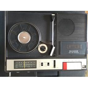 Radio Phono Cassette Silvano 3 Em 1