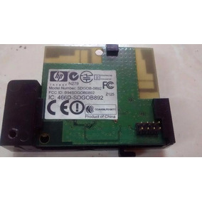 Placa Wireless Multifuncional Hp Officejet Pro 8500a