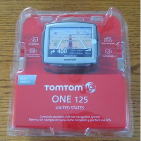 Gps Tomtom 125 One Mapa Usa