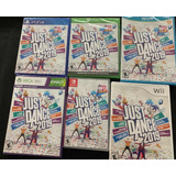 Just Dance 2019 Ps4 Xbox One 360 Nintendo Switch Wii Wiiu Mg