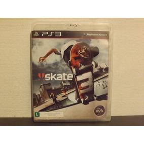 Ps3 Skate 3 - Original & Completo - Aceito Trocas...