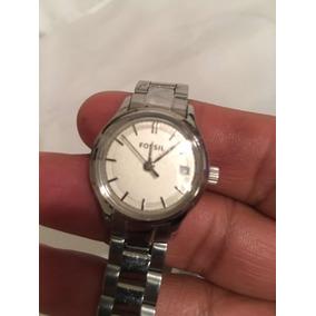 a019e91bd224 Reloj Fossil Dorado Con Fechador - Relojes en Mercado Libre México