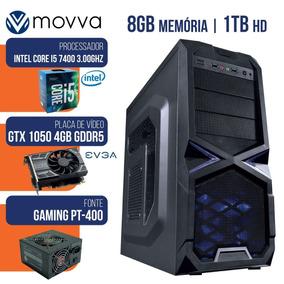 Cpu Gamer Mvx7 Intel I7 7700 3.6ghz 7ª Ger Mem 8gb Hd 1tb
