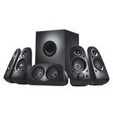 Parlante Logitech Surround Sound Z506 5.1, Macrotec