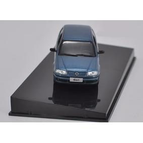 Miniatura - Volkswagen Gol G 3 - Azul - 2003 - 1:43 - Model