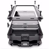 Capa/armadura Preta Lunatik Gorilla Glass - Iphone 7 Plus