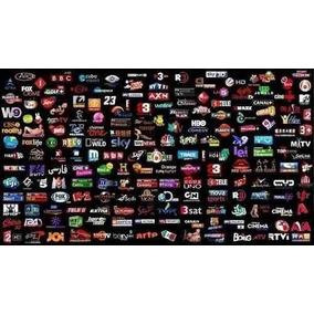 Aplicativos (2) Tv Box .canais/filmes/séries Tudo Liberado