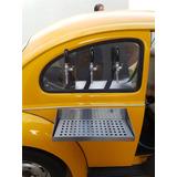 Kit Beer Truck Com Resfriador A Gelo 3 Vias Chopp