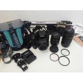 Equipo Fotografico Remate/canon 450d/ Eos Rebel Xsi +++