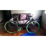 Bicicleta Trinx P400 Fixie Con Cambios