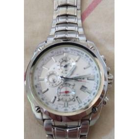 3593069b11e Relogio Casio Edifice Ef 524 - Relógio Casio Masculino no Mercado ...